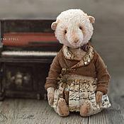 Куклы и игрушки ручной работы. Ярмарка Мастеров - ручная работа Мишенька Beatrice. Handmade.