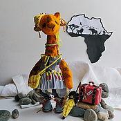 Для дома и интерьера handmade. Livemaster - original item Giraffe. Handmade.