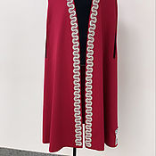 Одежда handmade. Livemaster - original item coat: Qatar dreams. Handmade.