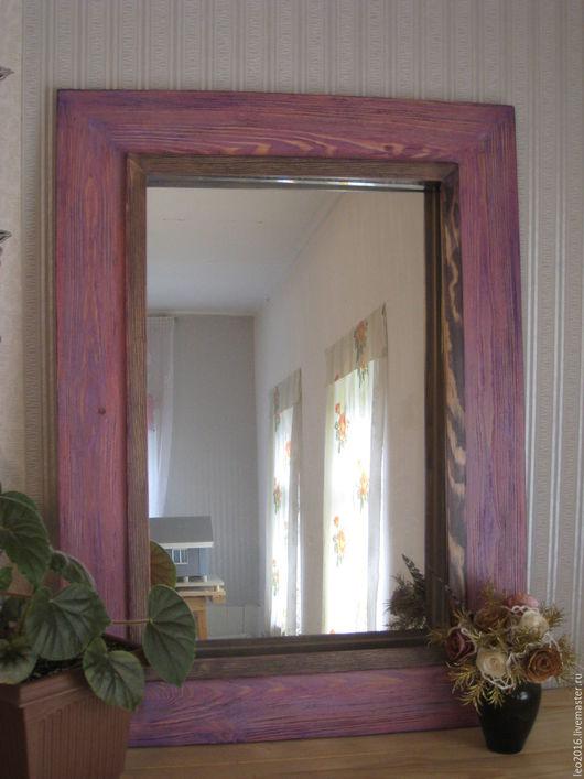 Зеркала ручной работы. Ярмарка Мастеров - ручная работа. Купить Рама для зеркала,картины. Handmade. Деревянная рама, подарок