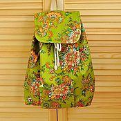 Рюкзаки ручной работы. Ярмарка Мастеров - ручная работа Городской рюкзак, рюкзак для девушки рюкзак для отдыха. Handmade.