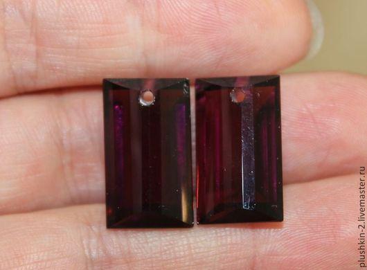 Для украшений ручной работы. Ярмарка Мастеров - ручная работа. Купить Аметисты пурпурные С ДЕФЕКТОМ (25.30 карат). Handmade.