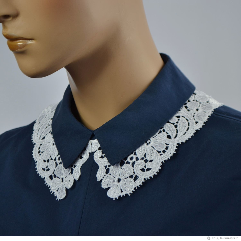 Платья С Накладным Воротником Мода 2021