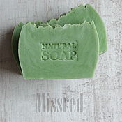 Косметика ручной работы handmade. Livemaster - original item Eucalyptus. Soap from scratch. natural soap. Handmade.