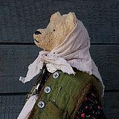 Мягкие игрушки ручной работы. Ярмарка Мастеров - ручная работа Бабушка Маняша (картошка). Handmade.