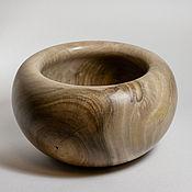 Вазы ручной работы. Ярмарка Мастеров - ручная работа Чаша из древесины грецкого ореха. Handmade.