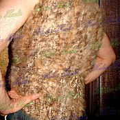 Одежда handmade. Livemaster - original item set the article number 19цк of dog hair (fuzz) .. Handmade.