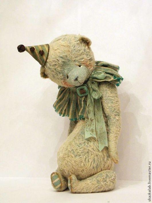 Мишки Тедди ручной работы. Ярмарка Мастеров - ручная работа. Купить Мото. Handmade. Мишка тедди, купить, тонировка маслом