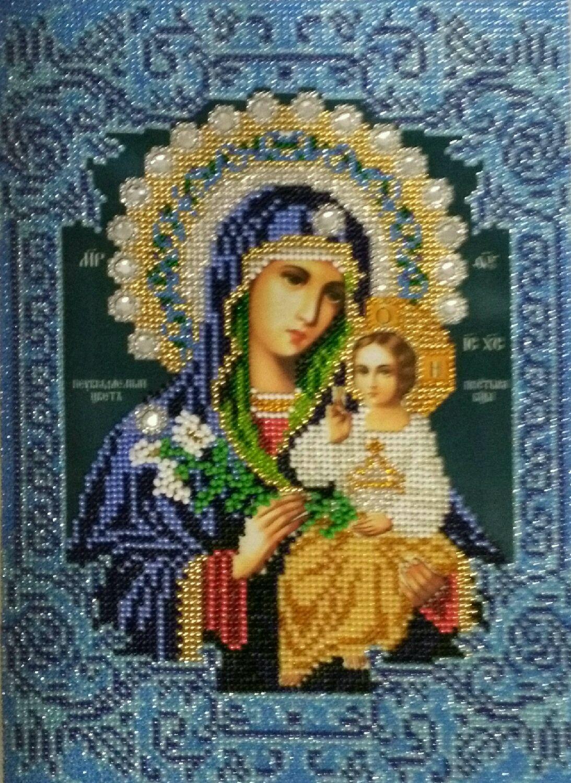 Молитва о замужестве икона неувядаемый цвет