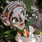 """Куклы и игрушки ручной работы. Ярмарка Мастеров - ручная работа Кукла-примитив """"Rosalina""""-Катарина. Handmade."""