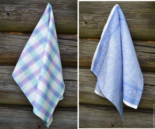 Кухня ручной работы. Ярмарка Мастеров - ручная работа. Купить Льняные полотенца для рук, полотенца для посуды. Handmade. Кухонное полотенце