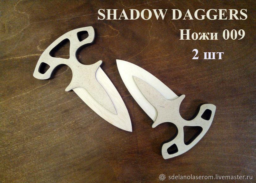 Тычковые ножи Оружие Ножи СS GO  WARFACE из дерева, Ножи, Сергиев Посад,  Фото №1