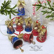 Для дома и интерьера handmade. Livemaster - original item Bells pendants