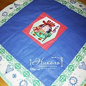 Для дома и интерьера handmade. Livemaster - original item The Mat is quilted