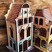 Для дома и интерьера handmade. Livemaster - original item Tea house in Prague. Handmade.