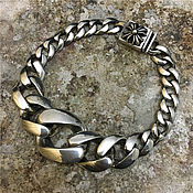 Украшения handmade. Livemaster - original item Bracelet of silver 925 Unisex. Handmade.