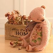 """Куклы и игрушки ручной работы. Ярмарка Мастеров - ручная работа Мишка """"Настя"""" рост 26 см. Мишки тедди из мохера, мохеровые мишки, авто. Handmade."""