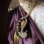 """Украшения ручной работы. Ярмарка Мастеров - ручная работа Колье """"Paisley"""".. Handmade."""