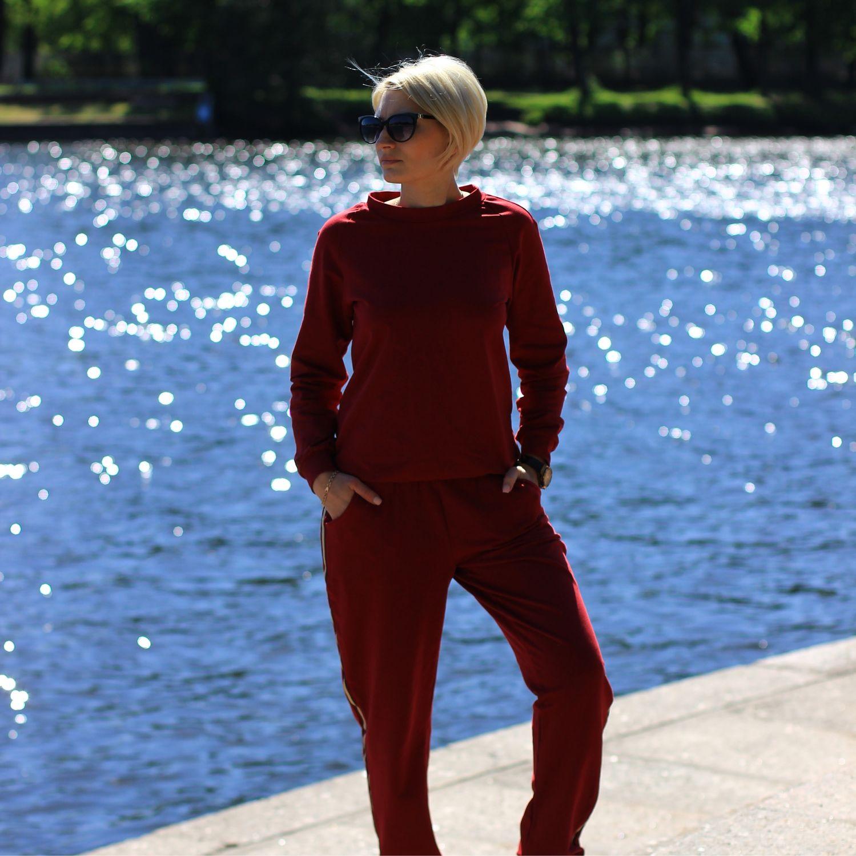 Женский трикотажный костюм, Спортивные костюмы, Санкт-Петербург,  Фото №1
