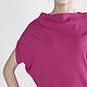 элегантное дизайнерское платье стильное платье красивое платье оригинальное платье офисное платье бизнес платье деловое платье платье на осень повседневное платье до колена  платье с рукавами