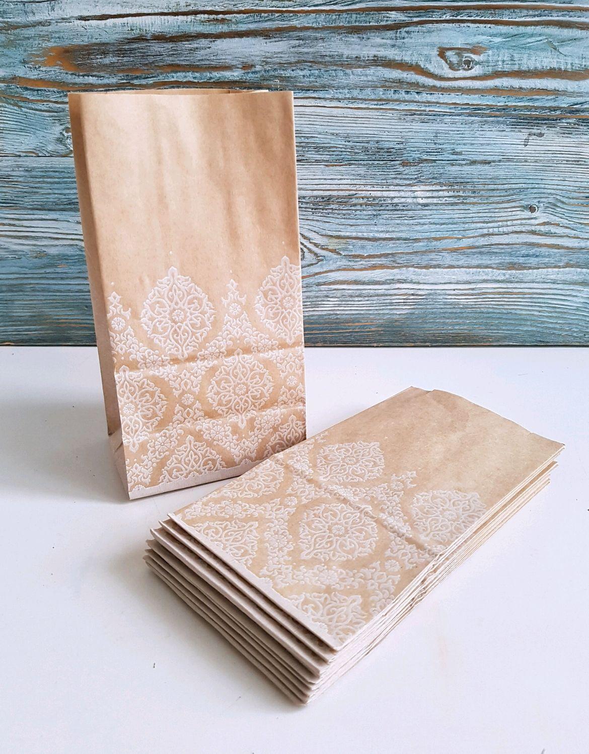 Крафт-пакеты с рисунком 100х70х190, Пакеты, Москва,  Фото №1