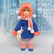 Куклы и игрушки ручной работы. Ярмарка Мастеров - ручная работа Кукла из пластика Иришка. Handmade.