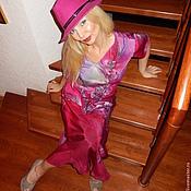 Одежда ручной работы. Ярмарка Мастеров - ручная работа платье Прекрасное. Handmade.
