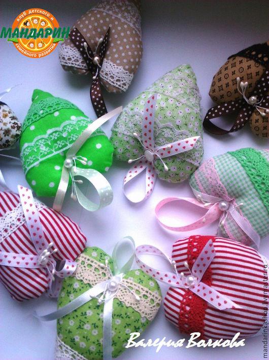 Подарки для влюбленных ручной работы. Ярмарка Мастеров - ручная работа. Купить Сердечки Тильда ароматизированные. Handmade. Комбинированный