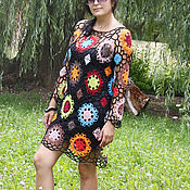 Платья ручной работы. Ярмарка Мастеров - ручная работа Фестивальное платье. Handmade.