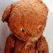 Винтаж ручной работы. Ярмарка Мастеров - ручная работа Медведь Тедди винтаж, 55см. Handmade.