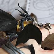 Куклы и игрушки ручной работы. Ярмарка Мастеров - ручная работа Драконы Бездны. Handmade.