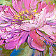 'Waiting for June' - the author's oil painting with peonies. Pictures. Multicolor Gallery. My Livemaster. Фото №4
