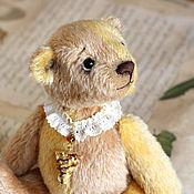 """Куклы и игрушки ручной работы. Ярмарка Мастеров - ручная работа Мишка """"Лимонный пай"""". Handmade."""