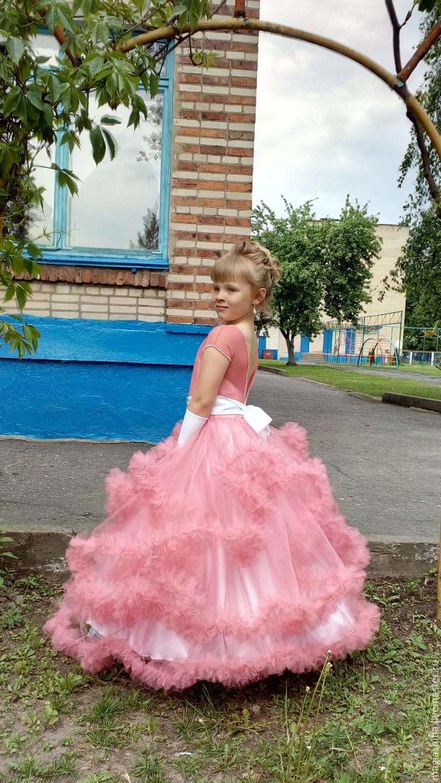 Мастер класс пышное платье своими руками фото 80