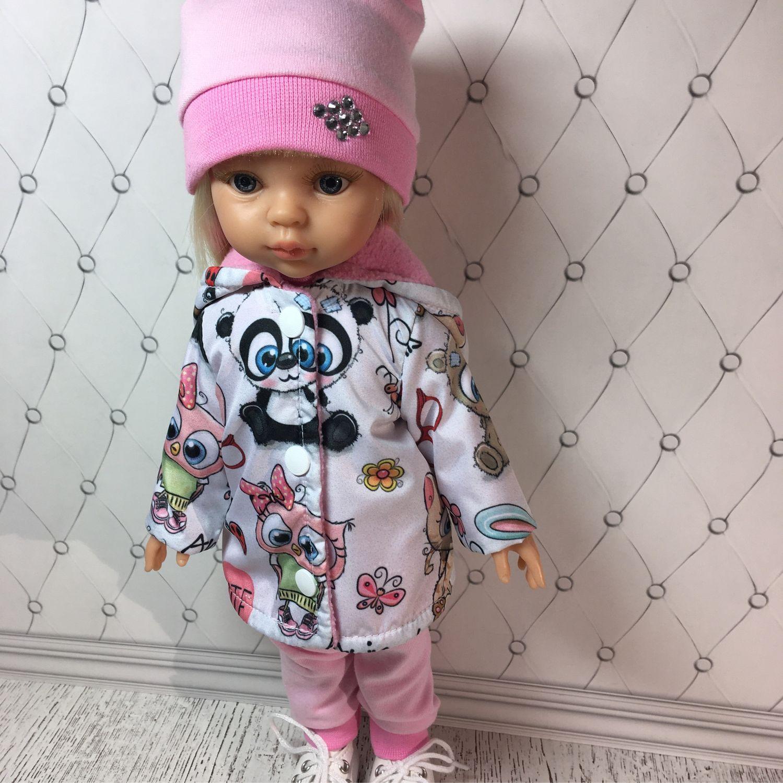Одежда для куклы Паоло Рейна. Курточка, Одежда для кукол, Великий Новгород,  Фото №1