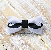 Аксессуары handmade. Livemaster - original item Tie Mustache. Handmade.