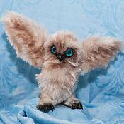 Куклы и игрушки handmade. Livemaster - original item owl (owl, owl) have found a home. Handmade.