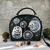 Сумки и аксессуары handmade. Livemaster - original item Cross-body bag