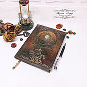 Канцелярские товары handmade. Livemaster - original item The diary