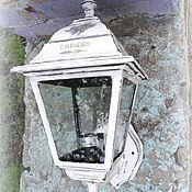 Для дома и интерьера ручной работы. Ярмарка Мастеров - ручная работа Светильник электрический Прованс. Handmade.