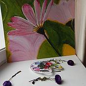 """Картины и панно ручной работы. Ярмарка Мастеров - ручная работа Картина """"Цветок"""". Handmade."""