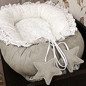 Кокон-гнездо ручной работы. Ярмарка Мастеров - ручная работа Кокон-гнездышко. Handmade.