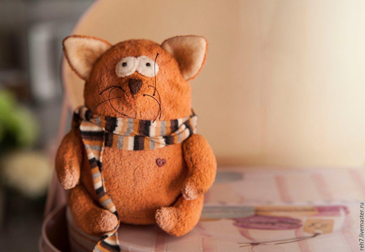 Cat, Stuffed Toys, Pyatigorsk,  Фото №1