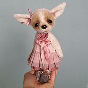 Куклы и игрушки ручной работы. Ярмарка Мастеров - ручная работа Чихуа Виола. Handmade.