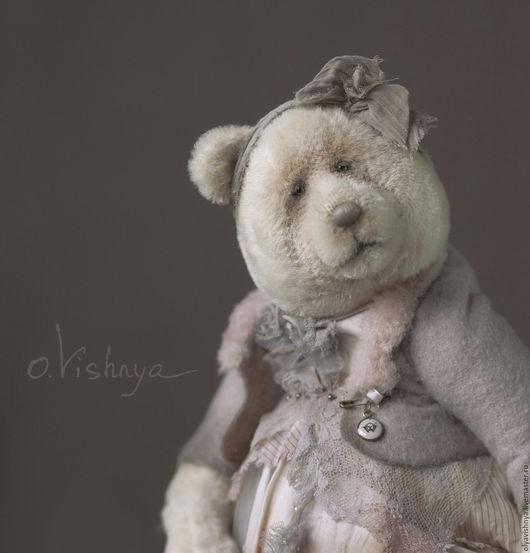 Мишки Тедди ручной работы. Ярмарка Мастеров - ручная работа. Купить Мадлен (Madeleine) мишка тедди. Handmade. Белый