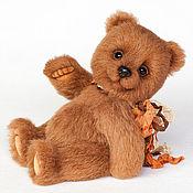 Куклы и игрушки ручной работы. Ярмарка Мастеров - ручная работа Стейси, мишка тедди, альпака, 20.5 см. Handmade.