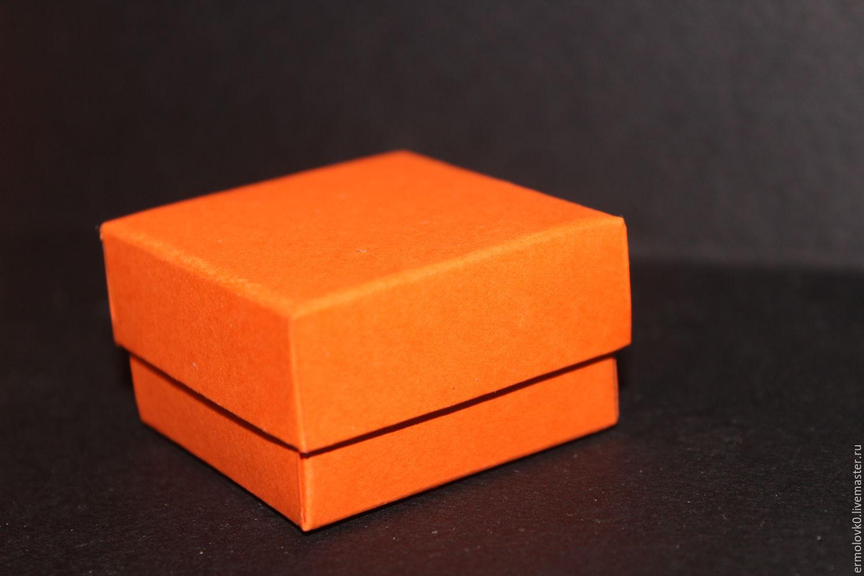 Коробочки цветные 4-4-2,5 в наличии 100 штук, Упаковка, Москва, Фото №1