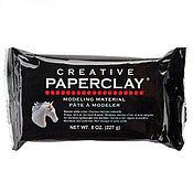 Материалы для творчества ручной работы. Ярмарка Мастеров - ручная работа Paper Clay Creativ, 227 гр.. Handmade.