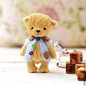 Куклы и игрушки ручной работы. Ярмарка Мастеров - ручная работа Мишка тедди.Гек). Handmade.