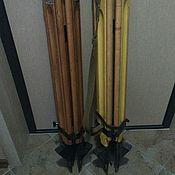 Винтаж ручной работы. Ярмарка Мастеров - ручная работа Винтажные деревянные треноги. Handmade.